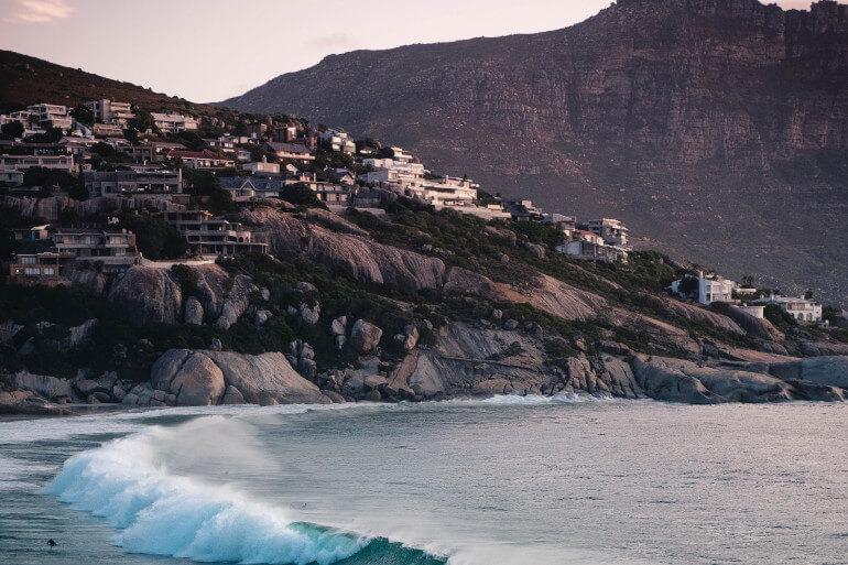 © Greg Jeanneau - Küste von Kapstadt
